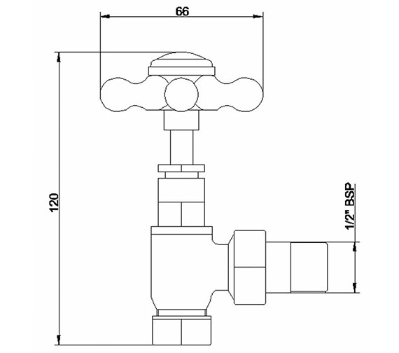 Technical drawing QS-V33366 / HT300