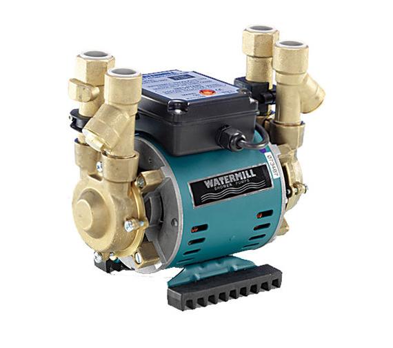 Tre Mercati Amazon STN-3.0 B Positive Twin Brass Shower Pump