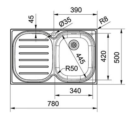 Technical drawing QS-V34189 / 1010182232 BOM