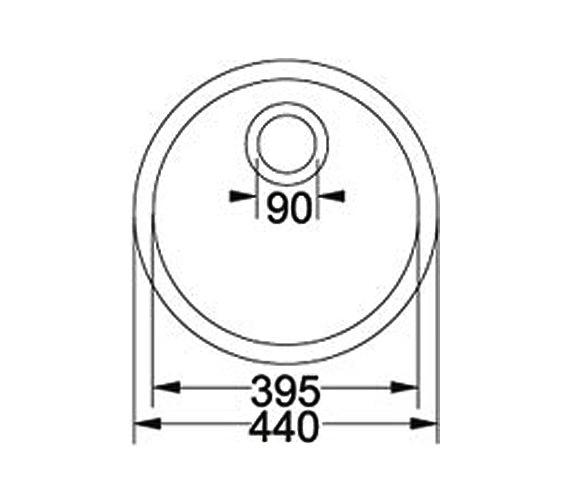 Technical drawing QS-V34312 / 1010033751