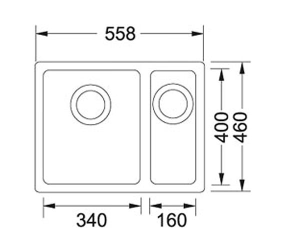 Technical drawing QS-V34365 / 1250046877