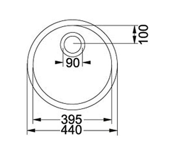 Technical drawing QS-V34265 / 1270050183