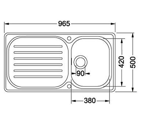 Technical drawing QS-V34276 / 1010182322 BOM