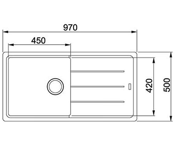 Technical drawing QS-V34290 / 1140284679