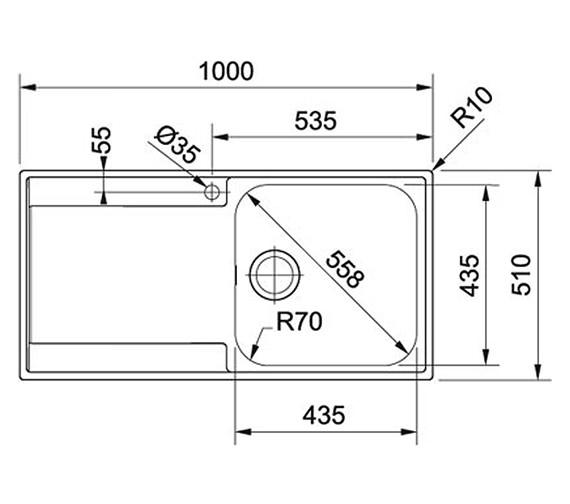 Technical drawing QS-V34302 / 1270251078 BOM