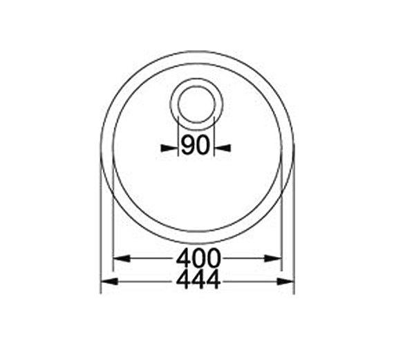 Technical drawing QS-V34321 / 1140067747