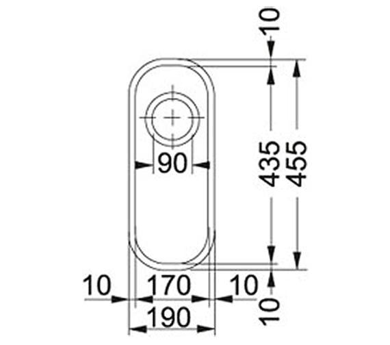 Technical drawing QS-V34333 / 1120154958