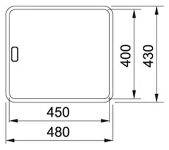 Technical drawing QS-V34354 / 1120167966