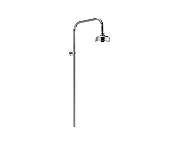 Aqualisa Aquatique Exposed Fixed Height Shower Drencher Head Chrome