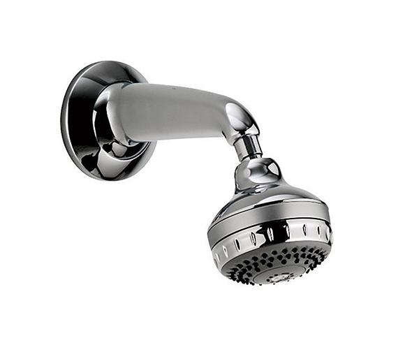 Aqualisa Turbostream Fixed Shower Head Kit Chrome - 99.30.01