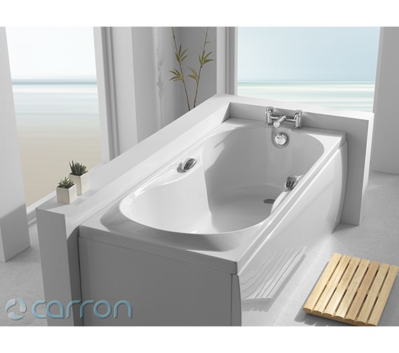 Additional image of Carron Tango Single Ended Bath 1700 x 750mm - CABTA17575TA