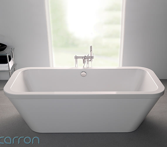 Additional image of Carron Halcyon Square Freestanding Bath 1750 x 800mm
