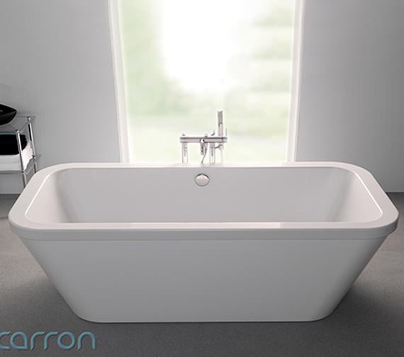 Additional image of Carron Halcyon Square Freestanding Bath 1750 x 800mm