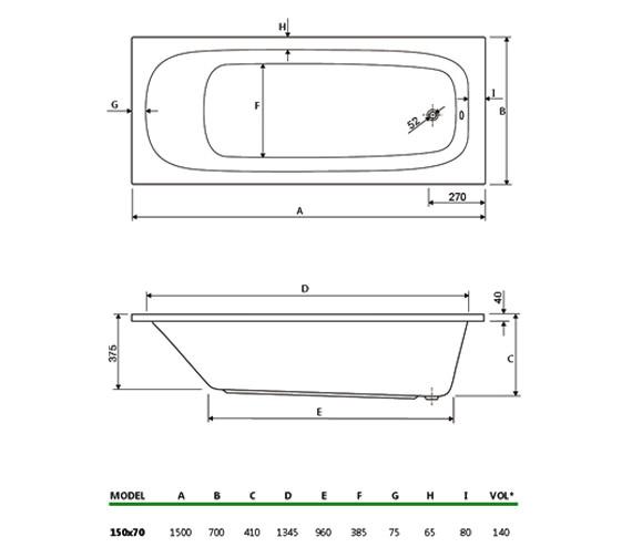 Technical drawing QS-V34744 / 200MERCURY1570CWS06