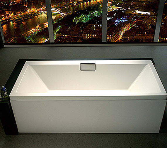 Additional image of Carron Celsius Double Ended Bath 1800 x 800mm