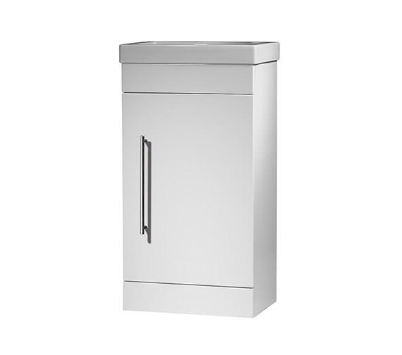 Roper Rhodes Esta 460mm White Freestanding Unit Including Basin