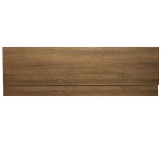 Roper Rhodes Signatures Walnut Plain Front Bath Panel 1700mm - BP300AW