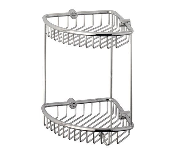 Roper Rhodes Sigma Double Corner Basket 235mm Wide - CB50.02