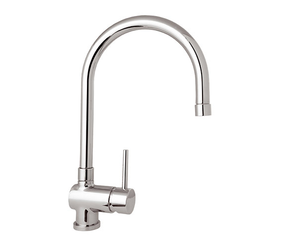 Deva Stick Mono Kitchen Sink Mixer Tap With Pull Out Rinser - STICK104