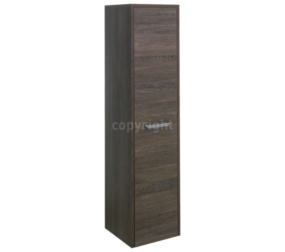 Bauhaus Essence 350 x 1440mm Tower Storage Unit Ebony - ES3514FEB