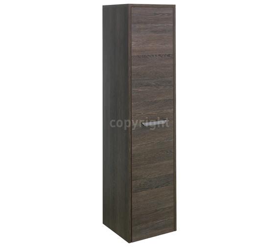 Bauhaus Essence 350 x 1440mm Tower Storage Unit Ebony - ES3514FEB