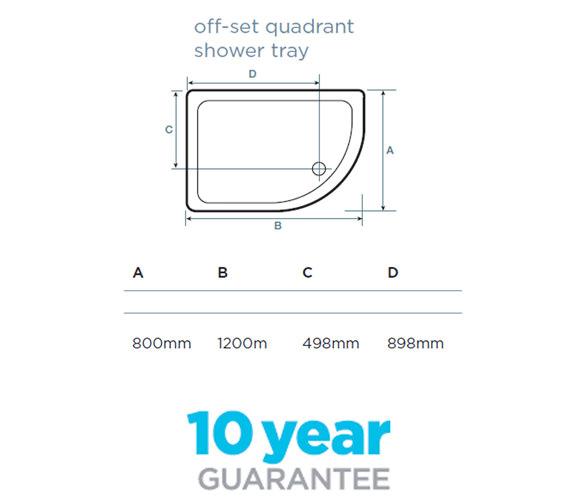 Technical drawing QS-V35054 / FTR0171AQU