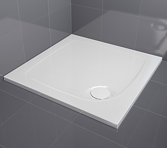 Aqualux Aqua 30 Square Shower Tray 800 x 800mm - FTR0501AQU