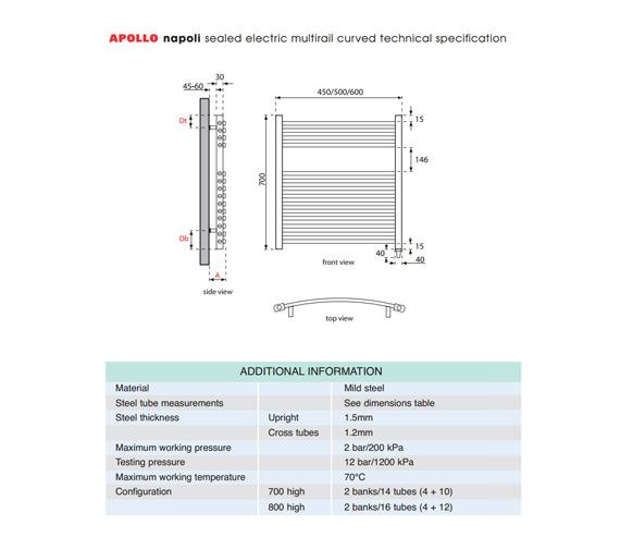 Technical drawing QS-V35312 / EACC6W700