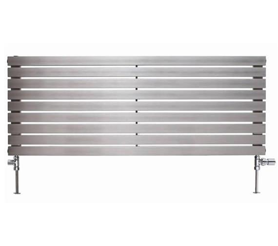 Apollo Ferrara Stainless Steel Horizontal Radiator 1800 x 500mm