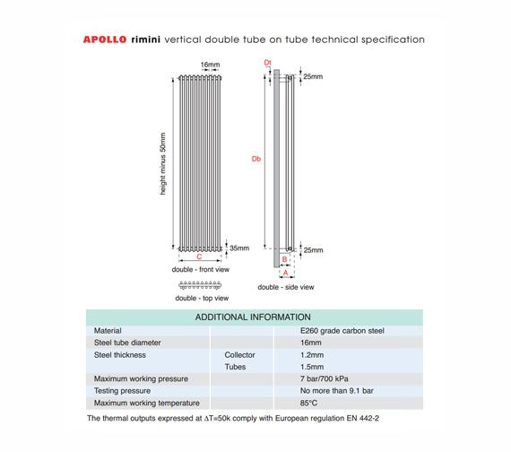 Technical drawing QS-V35514 / RDW18H10T