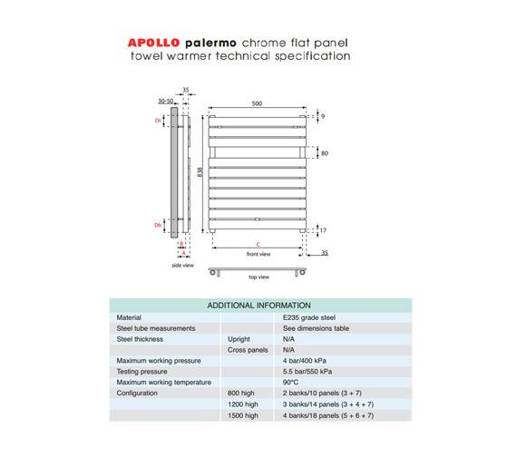 Technical drawing QS-V35603 / PA5W800