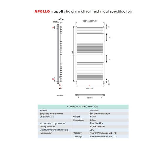 Technical drawing QS-V35609 / ASC3W1100