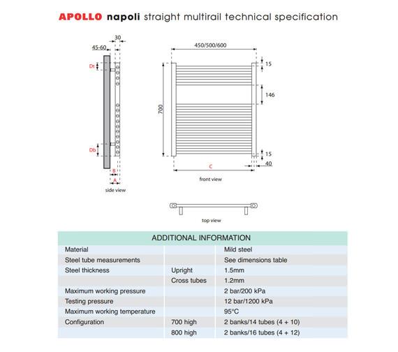 Technical drawing QS-V35610 / ASC4.5W700