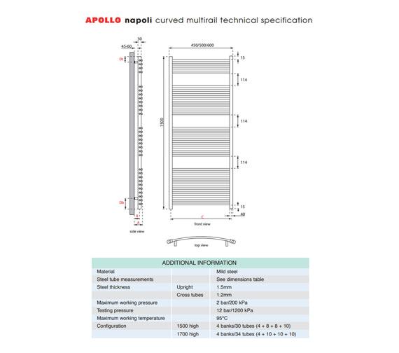 Technical drawing QS-V35640 / ACC5W1500