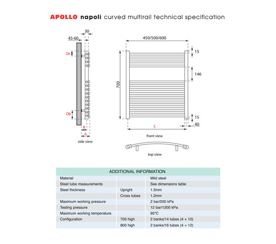 Technical drawing QS-V35642 / ACC6W700