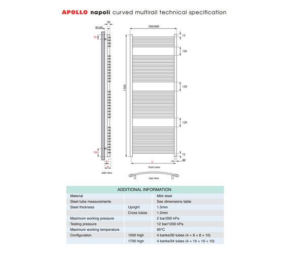Technical drawing QS-V35645 / ACC6W1700