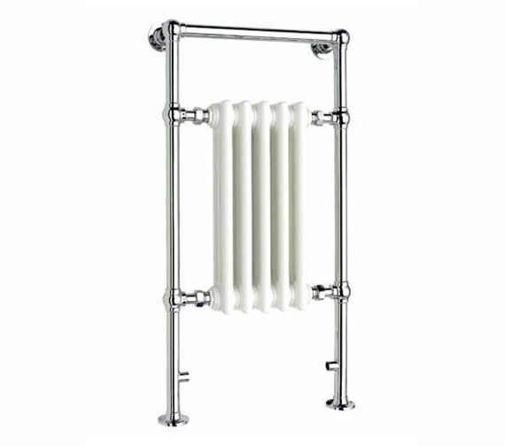 Apollo Ravenna 510 x 955mm Duel Fuel Towel Warmer - DFSR4