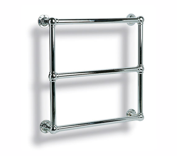 Apollo Ravenna Chrome Sealed Electric Towel Warmer 695 x 695mm - SEP6