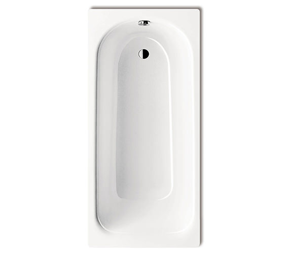 Kaldewei Saniform Plus 362-1 Steel 2 Tap Hole Bath 1600 x 700mm