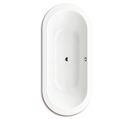 Kaldewei Classic Duo 115 Oval Steel Bath 1800 x 800mm 0 TH