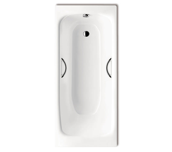 Kaldewei Sanilux Star 343 Steel Bath With Grip 1700 x 750mm