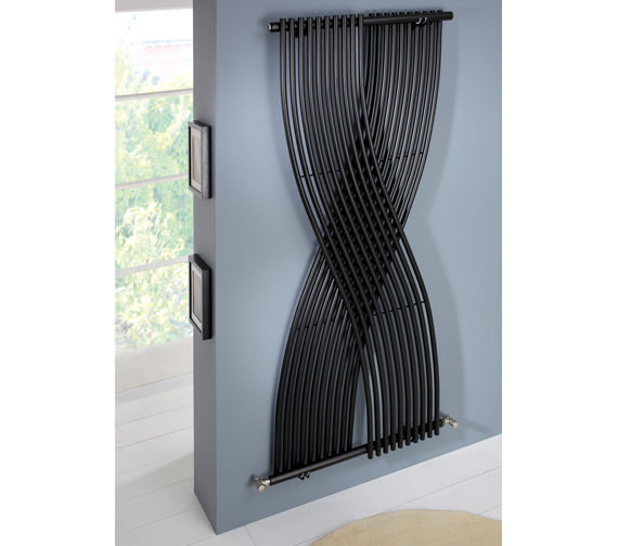 Additional image of Gemini Crossover Style Radiator 796 x 1760mm Chrome - GEW 01 1 176079