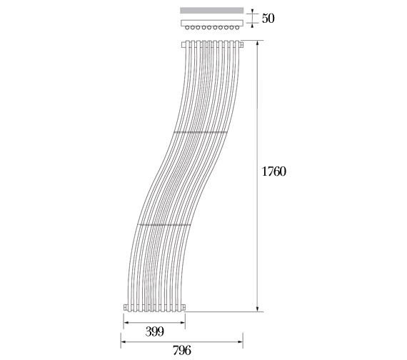 Technical drawing QS-V36021 / GRC021176039