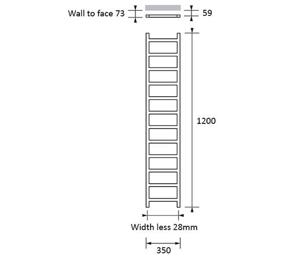 Technical drawing QS-V36027 / CLI 04 1 120035