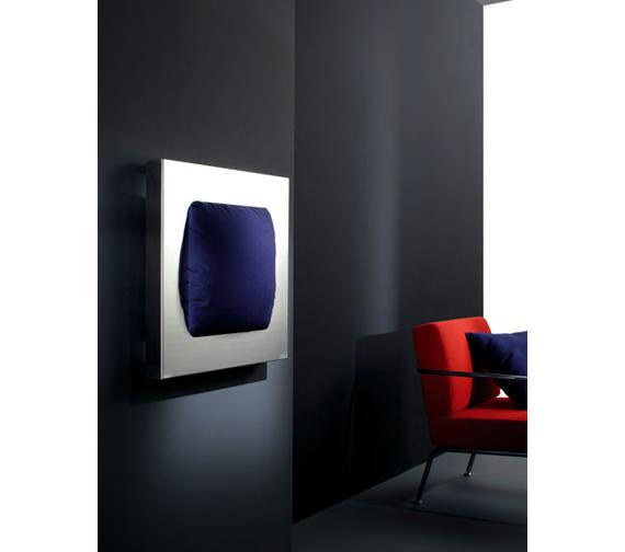 MHS Makura Designer Radiator 570x570mm With Cushion - MAK 04 1 057057