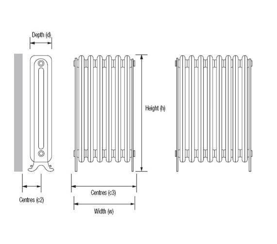 Technical drawing QS-V36034 / VIN 02 1 081036