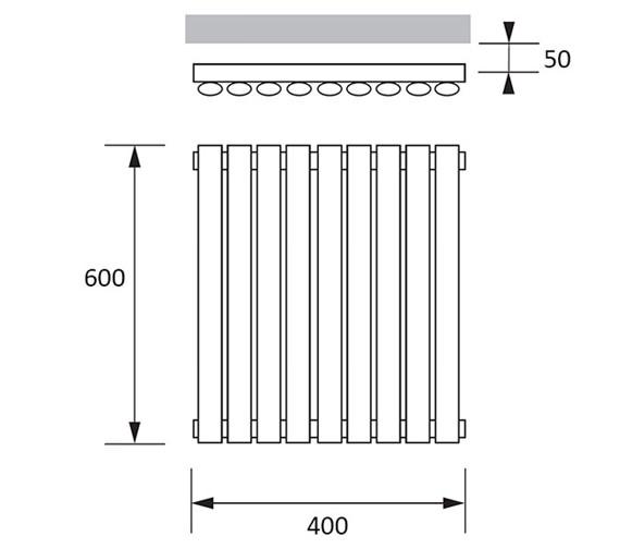Technical drawing QS-V36041 / ARS 03 1 060040