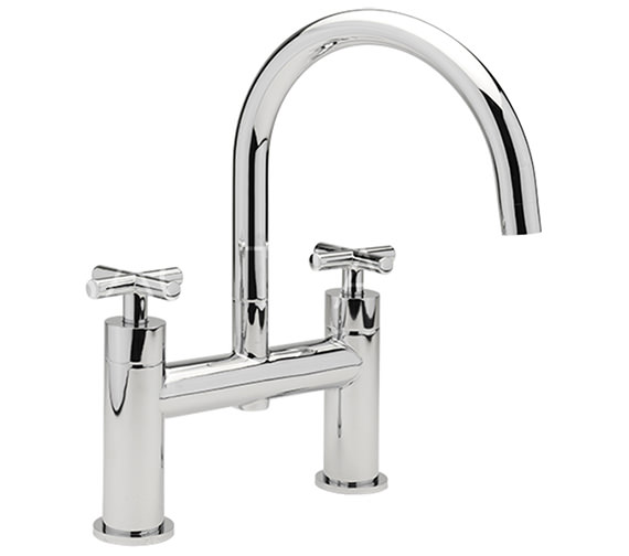 Sagittarius Avant Deck Mounted Bath Filler Tap