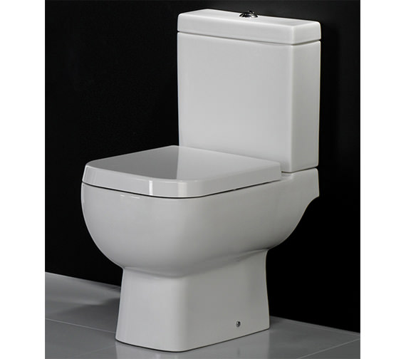 Rak series 600 toilet