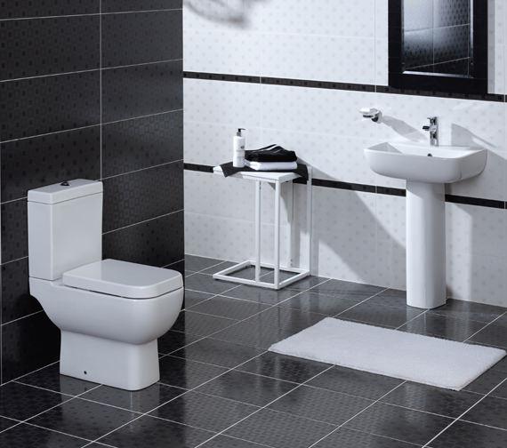 RAK Series 600 Cloakroom Suite - S600PAKSC
